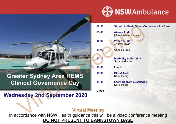 GSA-HEMS CGD 2nd Sep